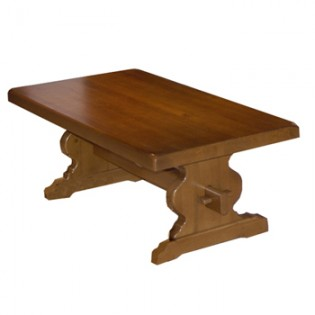 Table basse SAMBA / Teinté Chêne