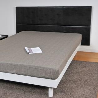 Tête de lit 174cm / Noir