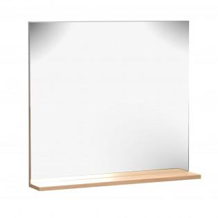 Miroir TRIBU 1 tablette / Chêne