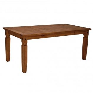 Table MEXICAINE bois massif  / Ciré