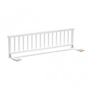 Barrière de lit / Blanc